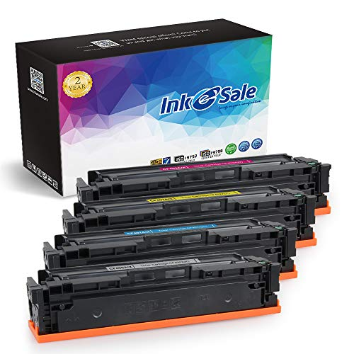 Ink E-Sale Toner Cartridge Replacement for CF400X CF401X CF4