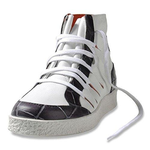 DIESEL BLACK GOLD (cordones -) zapatos negro - negro