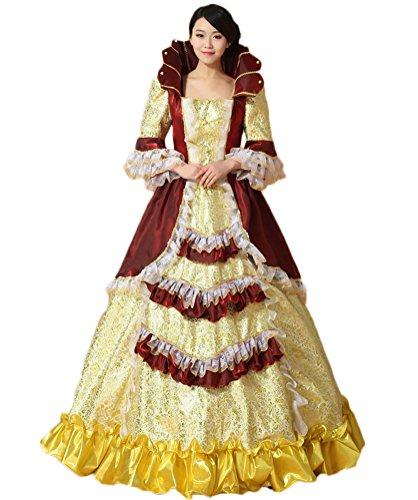 lady antebellum red dress - 7