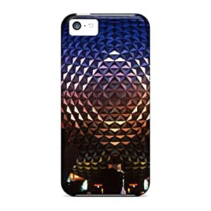 Anti-scratch And Shatterproof Big Ball Phone Case For Iphone 5c/ High Quality Tpu Case