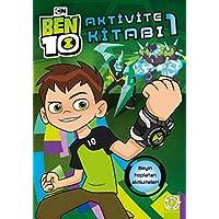 BEN 10 Aktivite Kitabı - 1