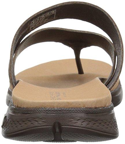 Skechers Vrouwen Luxe Collectie-15320 Flip-flop Brown