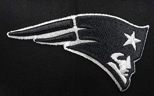 Snapback Verstellbar New Cap size Schwarz Era bw 9fifty England Patriots Stretch Patriots One Nfl rW4fWnw
