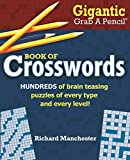 img - for Gigantic Grab A Pencil Book of Crosswords book / textbook / text book