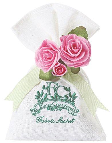 強いストレンジャー着飾る芳香剤 フルールシャンテ カルム ファブリックサシェ スウィートローズ OA-RZS-3-2