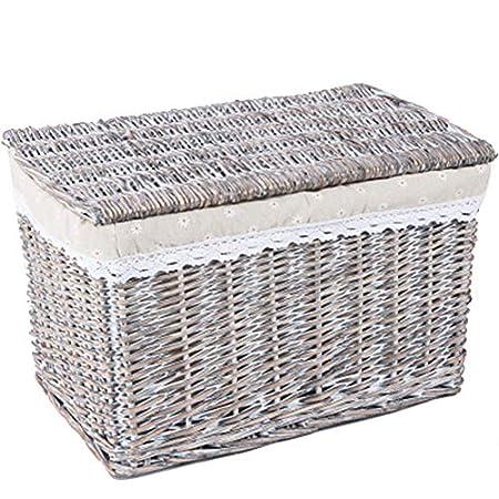 51dyQGFMDNL._SS450_ Wicker Baskets and Rattan Baskets