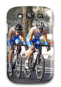 Hot 5715176K63188271 New Arrival Cover Case With Nice Design For Galaxy S3- Le Tour De France