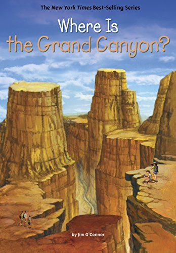 Amazon.com: Where Is the Grand Canyon? (Where Is?) eBook ...