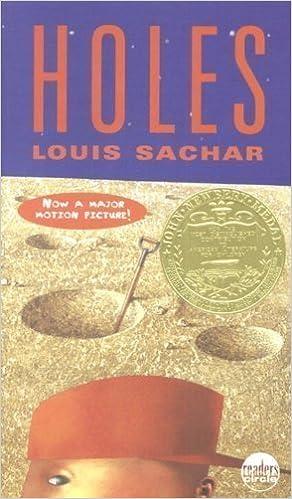 Holes (novel) by Louis Sachar
