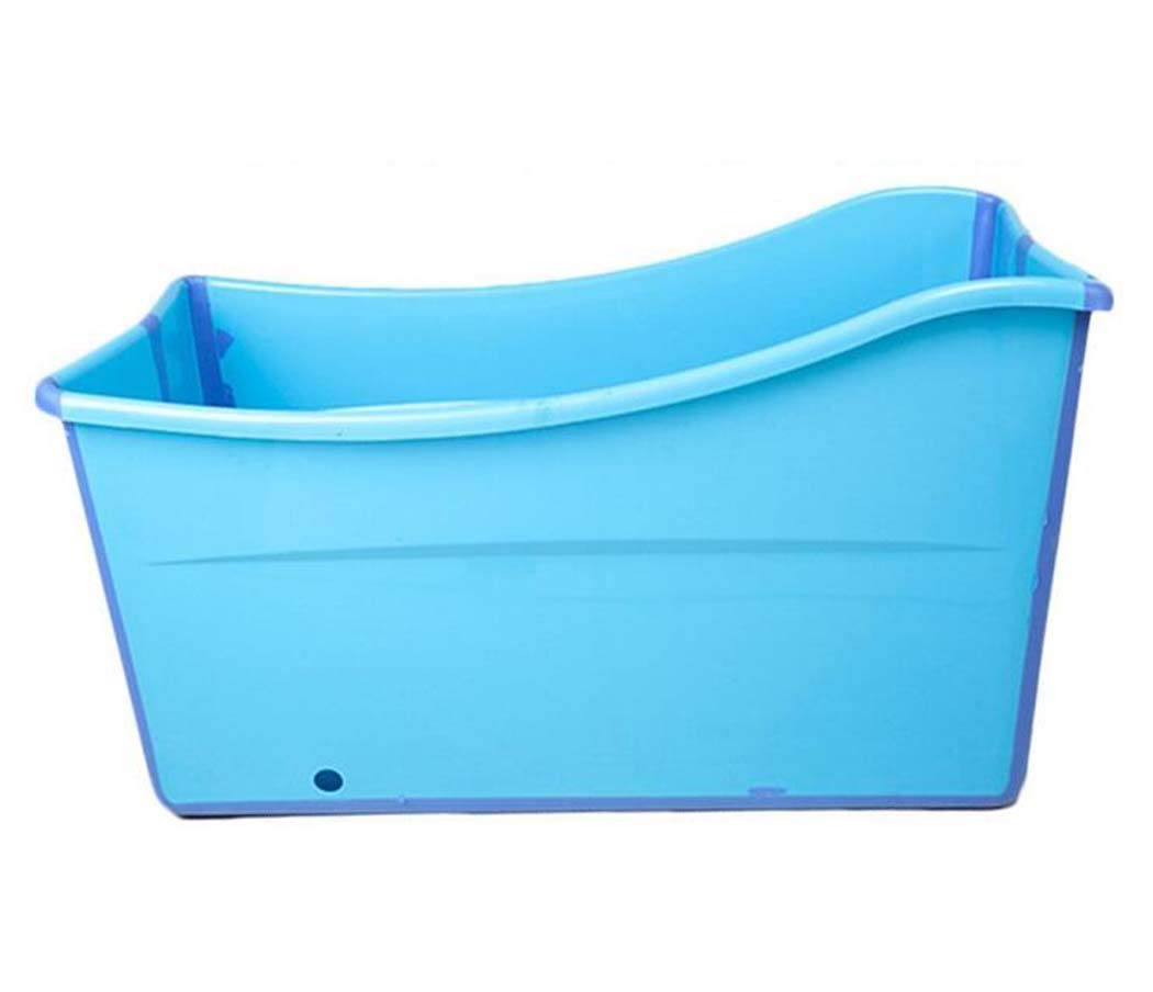 bluee Dog Bath tub, golden Retriever Medium and Large Dog tub Folding Medicated Bath tub, Swimming Pool Big Dog Bath spa tub,bluee