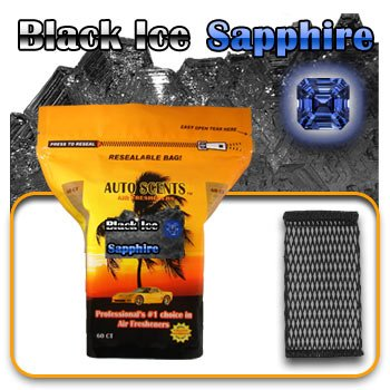 Black Ice Sapphire - 60 Count