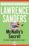 Front cover for the book McNally's Secret by Lawrence Sanders