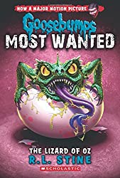Lizard of Oz (Goosebumps: Most Wanted #10)