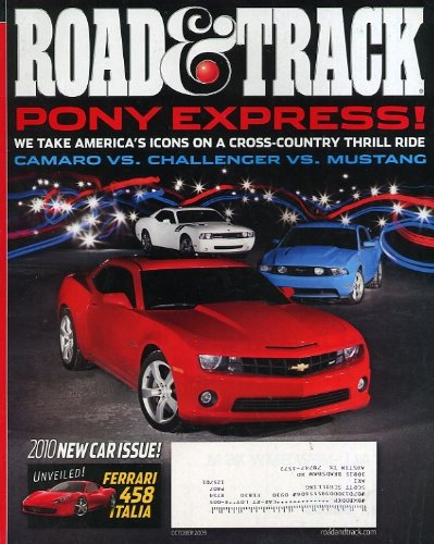 Fan Pack Finish (Road & Track October 2009)