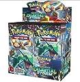 Pokémon TCG Sun & Moon Celestial Storm Booster Box + XY Breakthrough Booster Box Pokémon Trading Cards Game Bundle, 1 of Each.