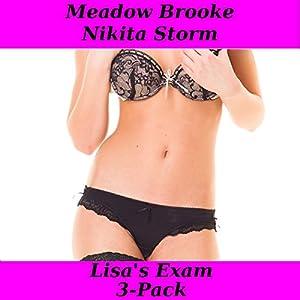 Lisa's Exam 3-Pack Audiobook