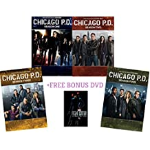 Chicago PD Seasons 1-4 DVD