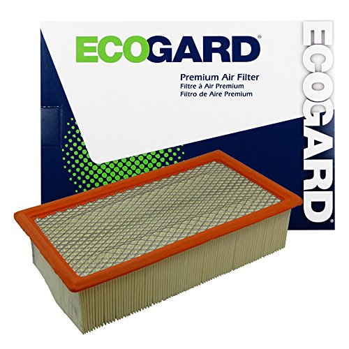 ECOGARD XA5446 Premium Engine Air Filter Fits Ford F-250 Super Duty, F-350 Super Duty, Excursion, F-450 Super Duty, F-550 Super Duty