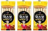 Korean CJ Maxbon Fish & Cheese Sausage Sticks (3 Pack)