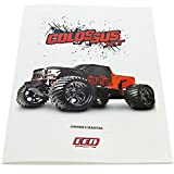 CEN Racing Colossus XT Reeper GST-E OWNERS INSTRUCTION MANUAL & PARTS LIST