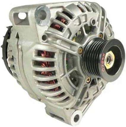 mercedes c280 alternator replacement