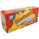 STARBURST GUMMIBURST DUOS 1.5 OUNCES 24 COUNT