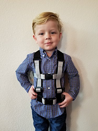 Drop Support Harness - Aiding in Patient Fall Prevention & Balance & Stability. for Epilepsy, Parkinson's, Elderly Care and More. Beneficial for PT/OT's. Increasing Patient Safety Over gait Belts. by Drop Support
