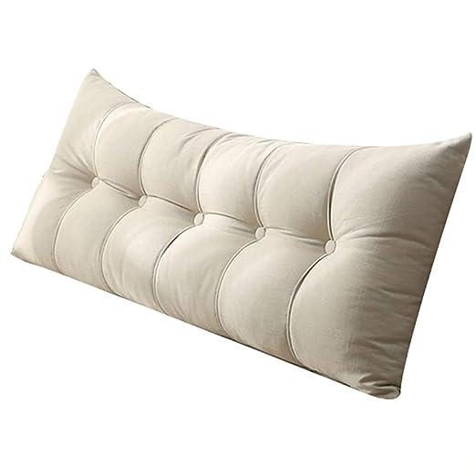 LXLIGHTS - Cabecero acolchado, almohada, cojín para sofá ...