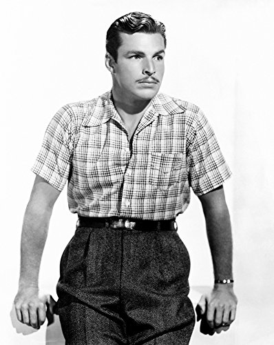 Swamp Fire Buster Crabbe 1946 Photo Print (16 x 20) ()