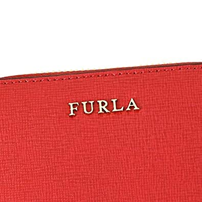 de9ac34a0e17 Amazon | (フルラ) FURLA 財布 二つ折り ミニ BABYLON S ZIP AROUND レッド RUBY SAFFIANO レザー  871041 [並行輸入品] | Furla(フルラ) | 財布