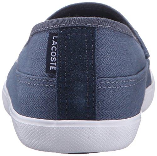 2015 cheap online footlocker finishline for sale Lacoste Women's Marice Canvas Slip on Blue discount footlocker pictures clearance footlocker pictures original sale online N3ySrR