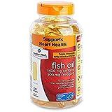 Member's Mark 1400mg Triple Strength Wild Alaskan Fresh Fish Oil 3Pack (150 Count)