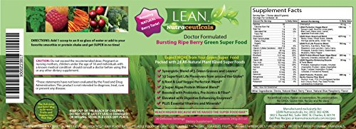 photo Wallpaper of LEAN Nutraceuticals-Green Superfood Powder   Super Greens-