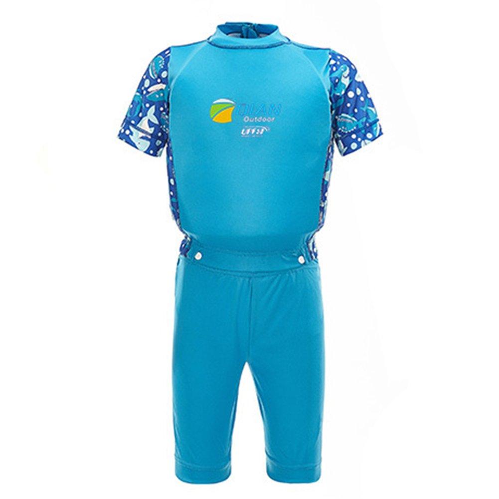 Vine Niños de natación del desgaste del flotador juego de nadada de la ayuda de neopreno Traje de 2 piezas Swim Trainer Chicas: Amazon.es: Bebé