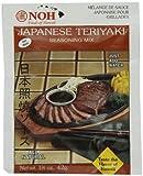 NOH Japanese Teriyaki, 1.5-Ounce Packet, (Pack of 12)