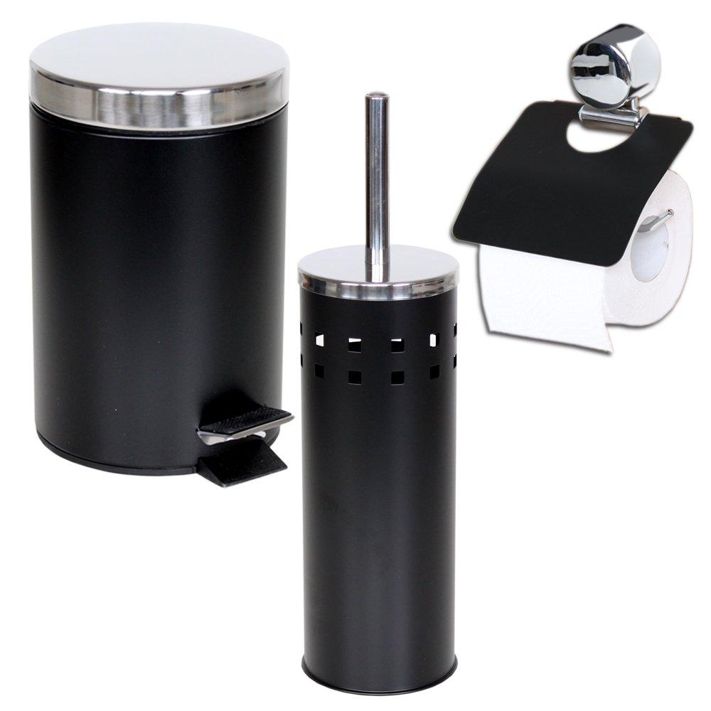 accessoire toilette. Black Bedroom Furniture Sets. Home Design Ideas