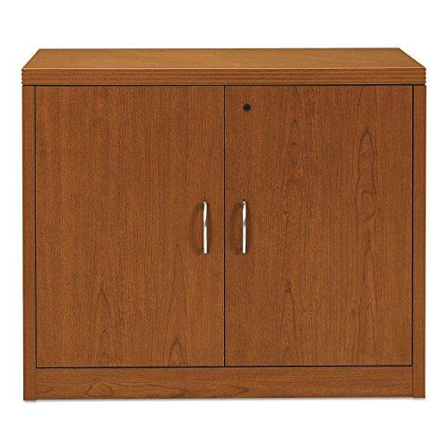 HON 115291ACHH 11500 Series Valido Storage Cabinet w/Doors, 36w x 20d x 29-1/2h, Bourbon Cherry by Reg