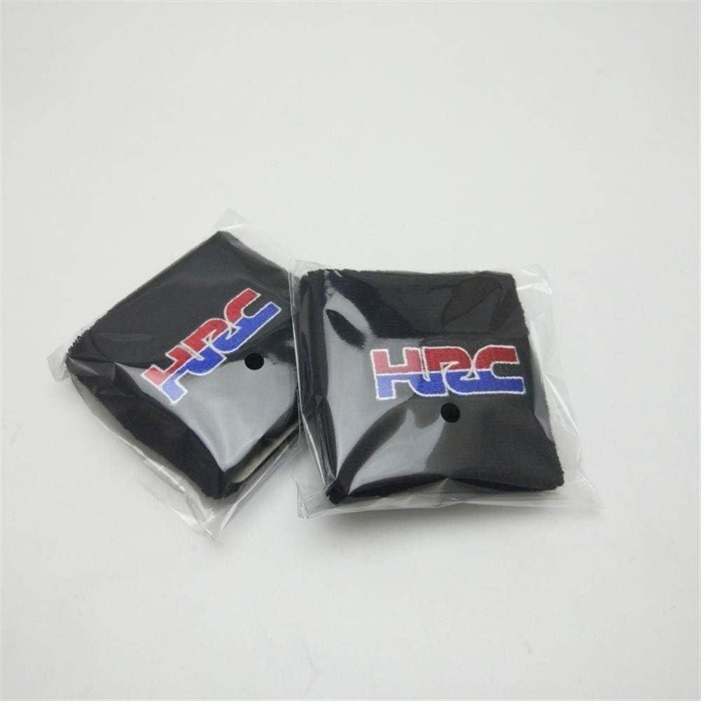 Reservoir Socken Motorrad Bremsfl/üssigkeitsbeh/älter Beh/älter Sleeves HRC for Honda CBR893 CBR919 CBR929 CBR954 VFR800 CBR1100XX Color : 2 Pieces