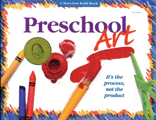 Preschool Art: It's the Process, Not the Product! (Preschool Programs compare prices)