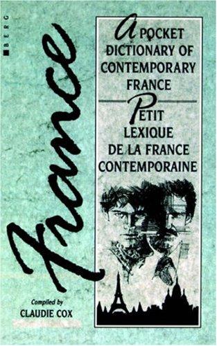 Petit Lexique de la France Contemporaine