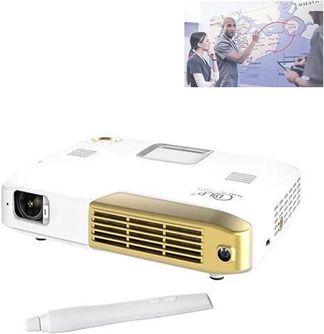 GJZhuan Proyector, Mini Proyector LED, Proyector Inteligente ...