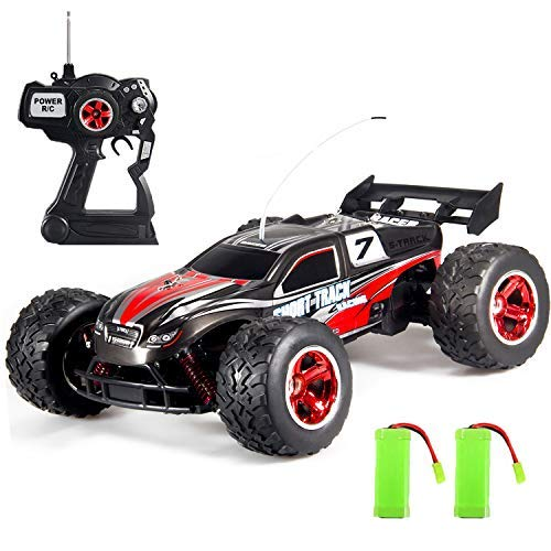 GP - Nextx S800 1/12 4WD RC S-Track Truggy/Remote Control Off Road Cars Classic Toy Hobby Red from Geekper