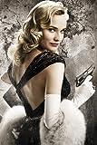 Diane Kruger 24X36 Poster Inglorious Basterds