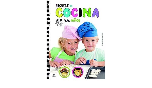 Recetas de Cocina para Niños (Spanish) Hardcover – 2016