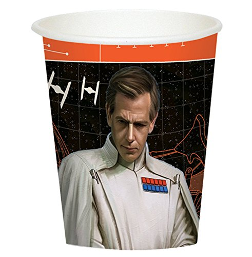 Rogue One: A Star Wars Story 9oz Paper Cups (8)
