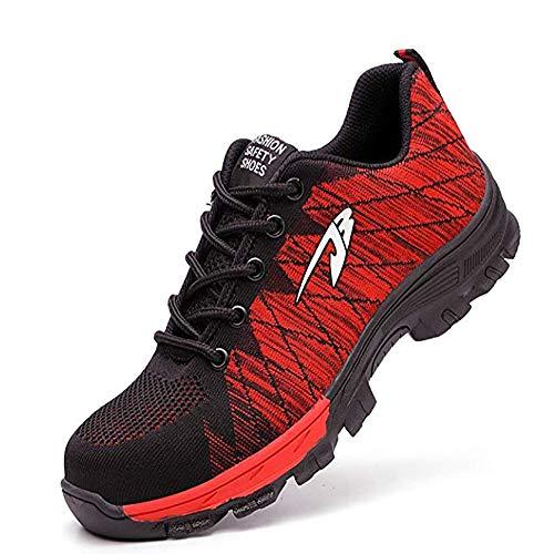 XRF Men's Women's Hiking Boots Lightweight Trekking Walking Shoes