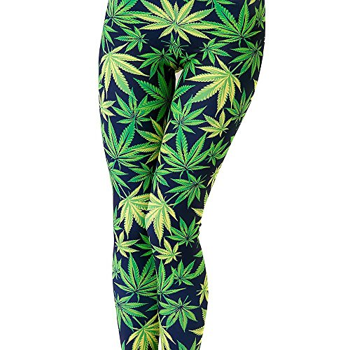 Style Pattern Printted Spandex Leggings