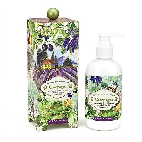 Michel Design Works Green Tomato Leaf Scented Hand & Body...