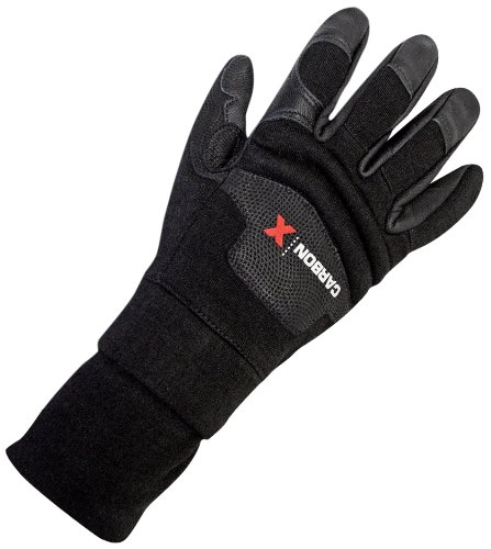 Carbon X 96-1-9205-L Sleeve Glove, 5-Inch, Large