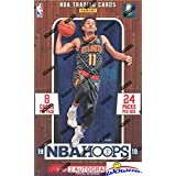 2018/2019 Panini Hoops NBA Basketball MASSIVE Factory Sealed HOBBY Box with TWO(2) AUTOGRAPHS & 192 Cards! Look for Rookies & Autographs of Deandre Ayton, Luka Doncic, Trae Young & Many More! WOWZZER!